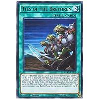 遊戯王OCG Ties of the Brethren 同胞の絆 ウルトラレア 英語版 LDK2-ENY02-UR 1st Edition