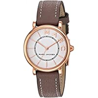 Marc Jacobs Women's MJ1538 Analog Quartz Brown Watch