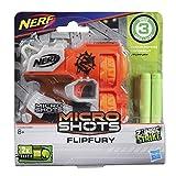 NERF E3002 NER MICROSHOTS FLIPFURY SE3