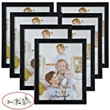 Best Giftgardenフォトフレーム - (7 Pack 8x10) - Giftgarden 8x10 Picture Frame Review