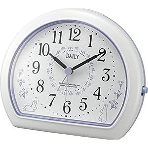 リズム時計 クォーツ 目覚まし 時計 アナログ...の関連商品1