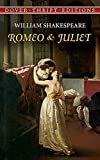 Romeo and Juliet (Dover Thrift Editions) by William Shakespeare(1993-05-04) 画像