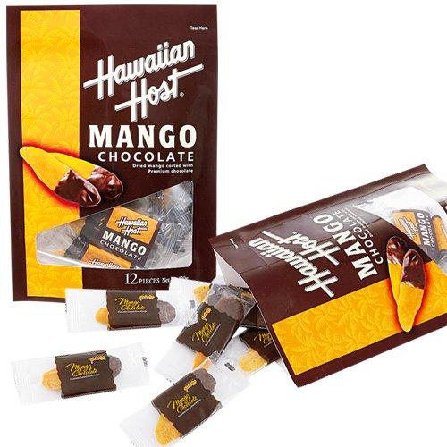 ハワイアンホースト チョコがけマンゴー3袋セット