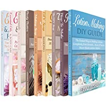 Soapmaking, Body Butter & Essential Oils DIY Collection x 9: Soapmaking, Body Butter & Essential Oils Boxset Bundle: Making Soap At Home, DIY Soap Recipes, ... & MUCH MUCH MORE! (DIY Beauty Boxsets)