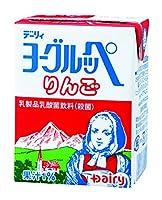 南日本酪農協同 デーリィヨーグルッペりんごLL 200ml×24本
