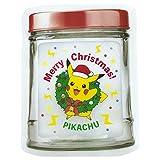 ポケットモンスター ジッパーバッグ クリスマス マチ付き 18.9cm×14.3cm 4枚入り ピカチュウ レッド RM-5796