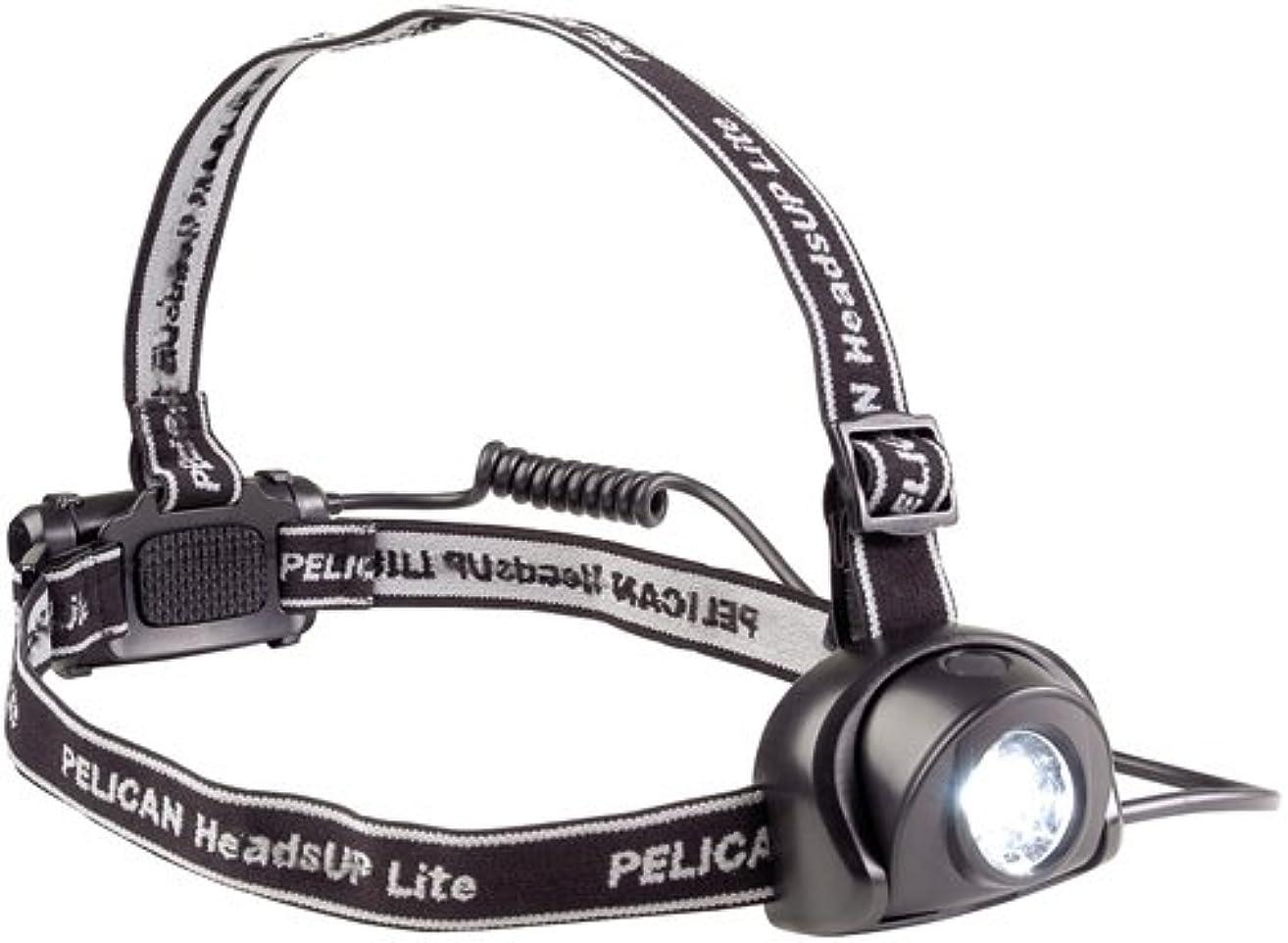 マイコン新年近くPelican 2670 Headsup Led Lite Flashlight Headlamp by Pelican