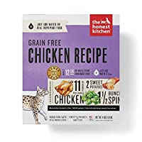 The Honest Kitchen Dehydrated Prowl Grain Free Chicken Adult Cat Food Meal 2lbs