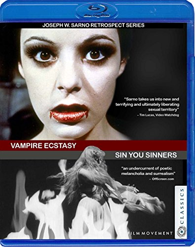 Vampire Ecstasy / Sin You Sinners [Blu-ray] [Import]