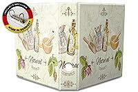 バインダー 2 Ring Binder Lever Arch Folder A4 printed Natural cosmetics