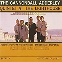 At The Lighthouse by Cannonball Adderley (2001-06-05)