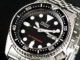 セイコー SEIKO ダイバー 自動巻き 腕時計 SKX013K2[並行輸入品]