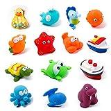 KIDAMI(キダミ)お風呂用おもちゃ 水遊び 水鉄砲 海洋動物おもちゃ 大人気のおもちゃ