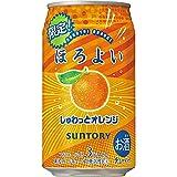 サントリー ほろよい 【しゅわっとオレンジ】 [ チューハイ 350mlx24本 ]