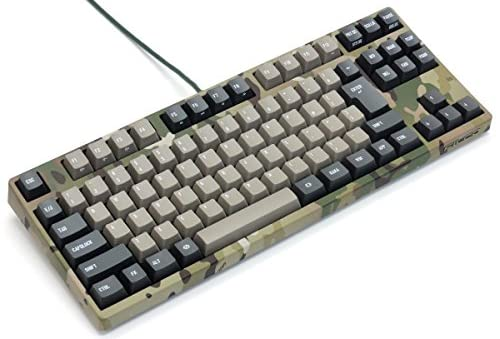 FILCO Majestouch2 Camouflage-Rテンキーレス 日本語カナなし Cherry MXサイレント 静音モデル USB&PS/2マルチカム FKBN91MPS/NMR2