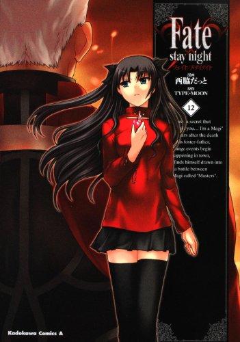 Fate/stay night (12) (角川コミックス・エース 150-13)の詳細を見る