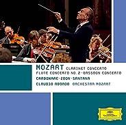 【Amazon.co.jp限定】モーツァルト: クラリネット協奏曲、フルート協奏曲第2番、ファゴット協奏曲 (SHM-CD)(特典:クラシックロゴ入り ストーンペーパーコースター1枚)