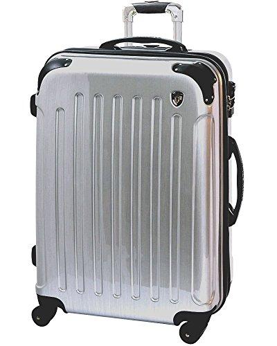 S型 スクラッチシャンパン / KY-FK37 TSAロック搭載 キャリーケース スーツケース 鏡面加工 (1~3日用)