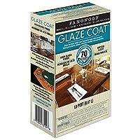 Famowood 5050060 Glaze Coat Epoxy Adhesive Kit - Pint Clear by FamoWood