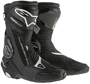 Alpinestars アルパインスター SMX Plus Boots 2015モデル ブーツ ブラック 38(約24cm)