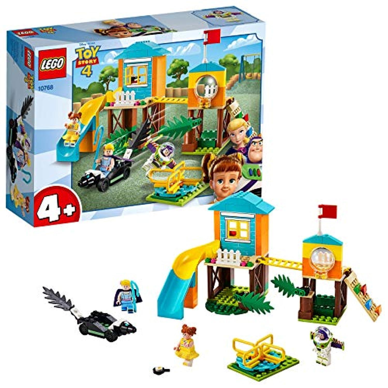 レゴ(LEGO) トイストーリー4 バズ&ボー?ピープの遊び場の冒険 10768 ディズニー ブロック おもちゃ 女の子 男の子