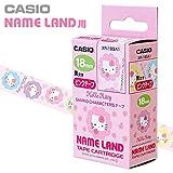ハローキティ カシオ NAME LAND用テープ(バラ)