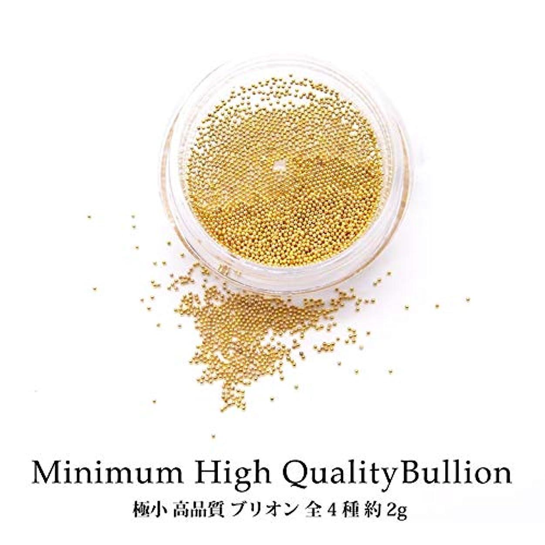 平和的優れましたペイント極小 高品質 ブリオン 全4種 約2g ケース入り (1.極小ゴールド)