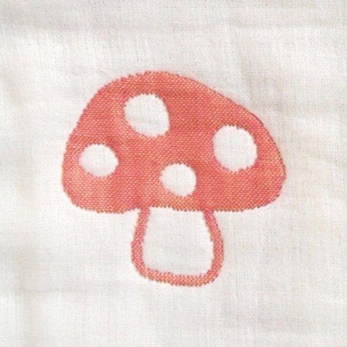 ホッペッタ Hoppetta champignon 6重ガーゼスリーパー 7225