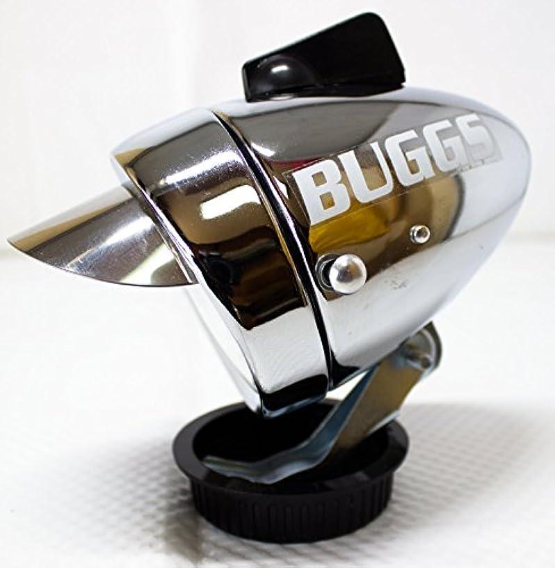 動員するリレーピンポイント砲弾型ライト バレット 1LED ライト レトロタイプ 自転車用 ライト 黒 ビーチクルーザーBMX
