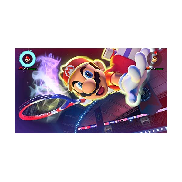 マリオテニス エース - Switchの紹介画像7