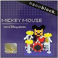 ビッグ バンド ビート 箱入り ナノブロック ミッキー マウス ドラム BIG BAND BEAT ディズニー おもちゃ ( シー限定 グッズ お土産 )