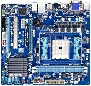 GIGABYTE マザーボード AMD Hudson-D3 FM1 mATX GA-A75M-D2H