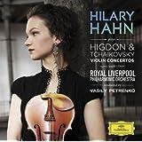 チャイコフスキー&ヒグドン:ヴァイオリン協奏曲