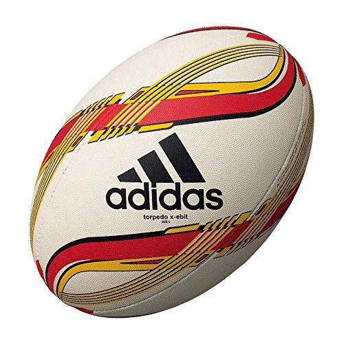 adidas(アディダス) ラグビーボール トルペド エグゼビション 5号球 AR529R