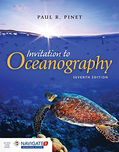 Download Invitation to Oceanography 1284057070
