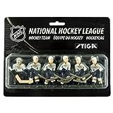 Stiga Nashville Predators Table Rod Hockey Players [並行輸入品]