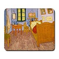 ゴッホアルルの寝室at Paintingマウスパッド
