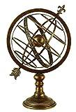 DEC80463 Brass Armillary Sphere アンティークブラス 天球儀 Aspire社【並行輸入】