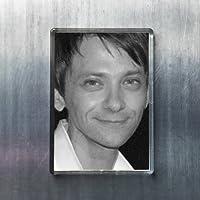 DJ QUALLS - オリジナルアート冷蔵庫マグネット #js003