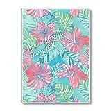 ハワイ手帳ミニ2020 10月始まり A6サイズ マンスリー ビニールカバー (HLC)