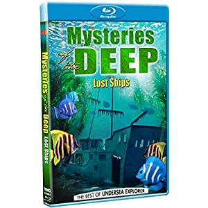 Mysteries of the Deep: Lost Ships [Blu-ray] [Import]