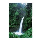 滝1byロバート・ハーディング画像ライブラリ、12x 19インチキャンバス壁アート