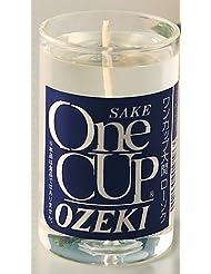 ワンカップ大関 ローソク