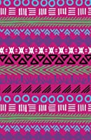 Journal Notebook Tribal Art Pattern Pink: Blank Journal to Write In, Unlined for Journaling, Writing, Planning and Doodling, for Women, Men, Kids, 160 Pages, Easy to Carry Size