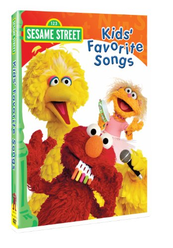 Sesame Street - Kids Favorite Songs [DVD] [Import]
