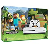 Xbox One S 500GB Minecraft 同梱版 (ZQ9-00068)