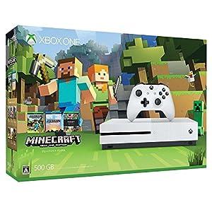 Xbox One S 500GB Minecraft 同梱版 (ZQ9-00068)