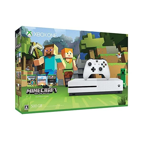 Xbox One S 500GB Ultra H...の商品画像