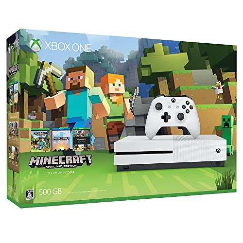 Xbox One S 500GB Ultra HD ブルーレ...
