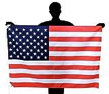 アメリカ国旗 NO2 USA 星条旗 サイズ:90×135cm 高級テトロン製 日本製